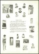 1953 Belton High School Yearbook Page 44 & 45