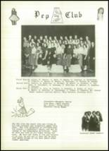 1953 Belton High School Yearbook Page 50 & 51