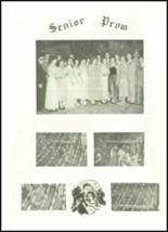 1953 Belton High School Yearbook Page 52 & 53