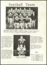 1953 Belton High School Yearbook Page 58 & 59
