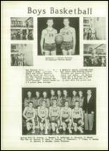 1953 Belton High School Yearbook Page 62 & 63