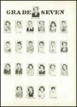1953 Belton High School Yearbook Page 72 & 73