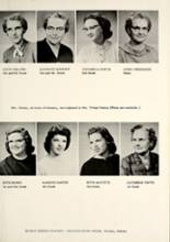 1958 Geneva High School Yearbook Page 10 & 11