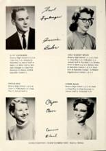 1958 Geneva High School Yearbook Page 16 & 17