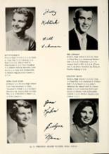 1958 Geneva High School Yearbook Page 18 & 19