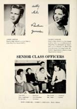 1958 Geneva High School Yearbook Page 22 & 23