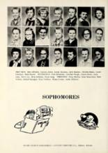 1958 Geneva High School Yearbook Page 36 & 37