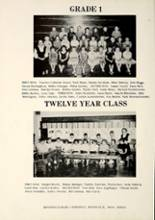 1958 Geneva High School Yearbook Page 46 & 47
