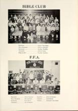 1958 Geneva High School Yearbook Page 66 & 67
