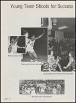 1988 Wewoka High School Yearbook Page 18 & 19