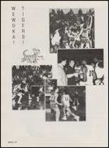 1988 Wewoka High School Yearbook Page 20 & 21