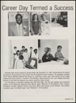 1988 Wewoka High School Yearbook Page 46 & 47