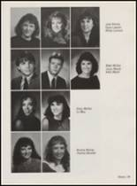 1988 Wewoka High School Yearbook Page 62 & 63