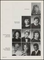 1988 Wewoka High School Yearbook Page 64 & 65
