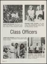 1988 Wewoka High School Yearbook Page 74 & 75