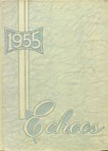 1955 Yearbook Boonton High School