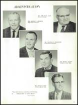 1964 Oakfield-Alabama High School Yearbook Page 10 & 11