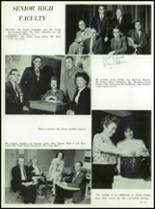 1964 Oakfield-Alabama High School Yearbook Page 14 & 15