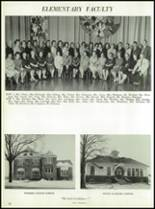 1964 Oakfield-Alabama High School Yearbook Page 16 & 17