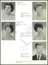1964 Oakfield-Alabama High School Yearbook Page 18 & 19