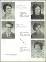 1964 Oakfield-Alabama High School Yearbook Page 22 & 23