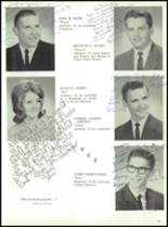 1964 Oakfield-Alabama High School Yearbook Page 24 & 25