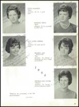 1964 Oakfield-Alabama High School Yearbook Page 26 & 27