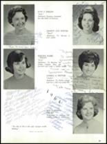 1964 Oakfield-Alabama High School Yearbook Page 28 & 29