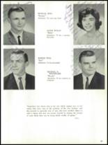 1964 Oakfield-Alabama High School Yearbook Page 32 & 33