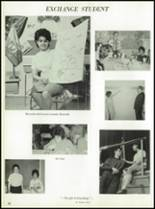 1964 Oakfield-Alabama High School Yearbook Page 34 & 35
