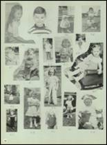 1964 Oakfield-Alabama High School Yearbook Page 42 & 43