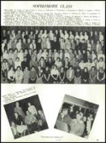 1964 Oakfield-Alabama High School Yearbook Page 48 & 49