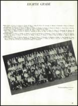 1964 Oakfield-Alabama High School Yearbook Page 50 & 51