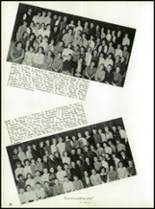 1964 Oakfield-Alabama High School Yearbook Page 52 & 53