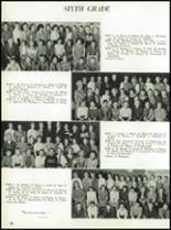 1964 Oakfield-Alabama High School Yearbook Page 54 & 55
