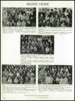 1964 Oakfield-Alabama High School Yearbook Page 58 & 59