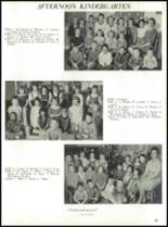 1964 Oakfield-Alabama High School Yearbook Page 60 & 61
