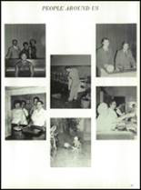 1964 Oakfield-Alabama High School Yearbook Page 64 & 65
