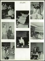 1964 Oakfield-Alabama High School Yearbook Page 66 & 67