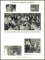 1964 Oakfield-Alabama High School Yearbook Page 70 & 71