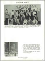 1964 Oakfield-Alabama High School Yearbook Page 72 & 73