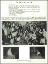 1964 Oakfield-Alabama High School Yearbook Page 74 & 75