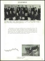 1964 Oakfield-Alabama High School Yearbook Page 82 & 83