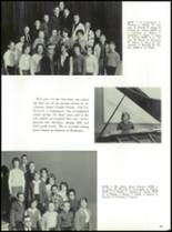 1964 Oakfield-Alabama High School Yearbook Page 84 & 85