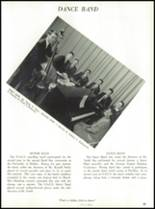1964 Oakfield-Alabama High School Yearbook Page 86 & 87