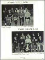 1964 Oakfield-Alabama High School Yearbook Page 88 & 89