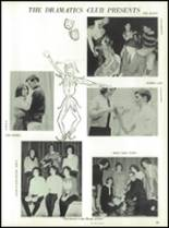1964 Oakfield-Alabama High School Yearbook Page 94 & 95