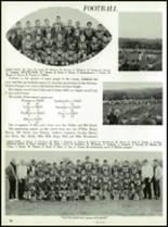 1964 Oakfield-Alabama High School Yearbook Page 100 & 101