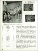 1964 Oakfield-Alabama High School Yearbook Page 102 & 103