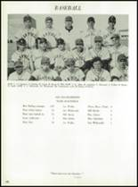 1964 Oakfield-Alabama High School Yearbook Page 106 & 107